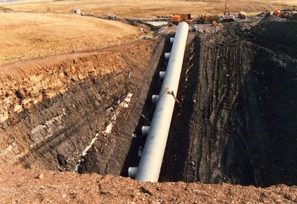 Structuri metalice prefabricate pentru tuneluri, canale,scurgeri colectoare, canale irigare si lucrari de drenaj TUBOSIDER - Poza 29