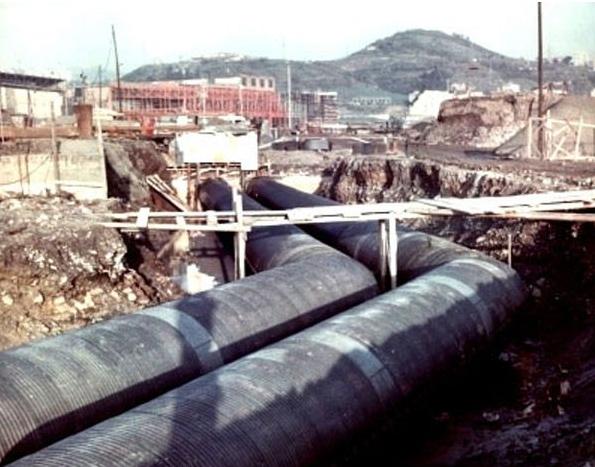 Structuri metalice prefabricate pentru tuneluri, canale,scurgeri colectoare, canale irigare si lucrari de drenaj TUBOSIDER - Poza 30
