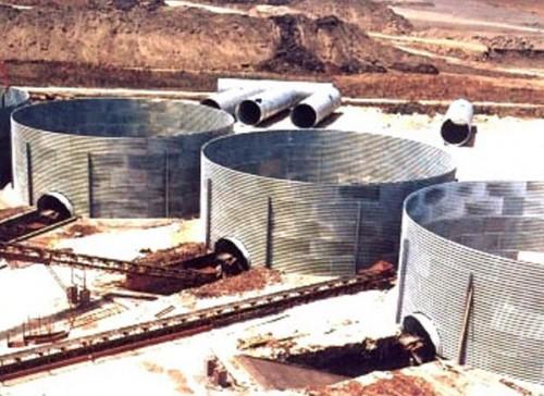 Structuri metalice prefabricate pentru tuneluri, canale,scurgeri colectoare, canale irigare si lucrari de drenaj TUBOSIDER - Poza 31