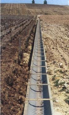 Structuri metalice prefabricate pentru tuneluri, canale,scurgeri colectoare, canale irigare si lucrari de drenaj TUBOSIDER - Poza 32