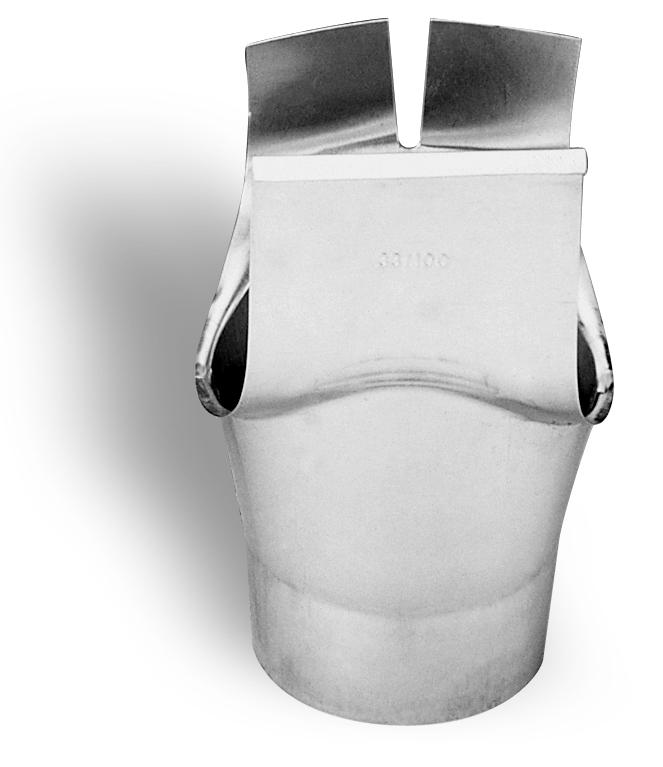 Jgheaburi, burlane si accesorii pentru evacuare ape ZAMBELLI - Poza 104
