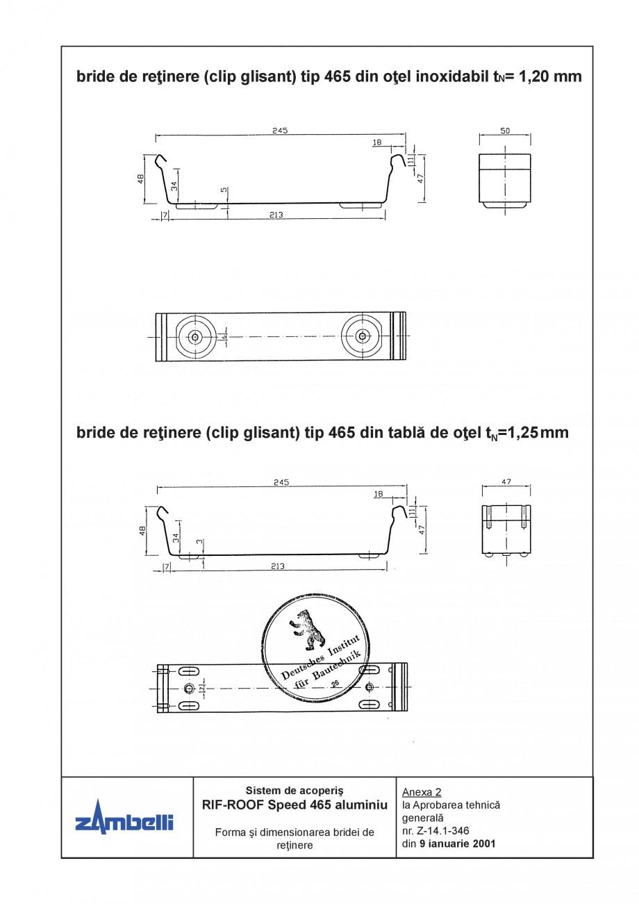 Catalog Brosura Clema Indoita Pentru Acoperisul Profilat