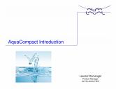Schimbatoare de caldura - AquaCompact ALFA LAVAL