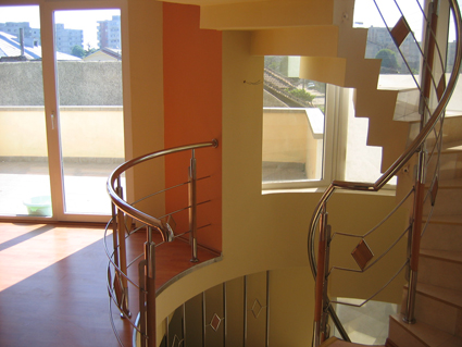 Referinte balustrade si maini curente - 2009 MAPASON PROD - Poza 1