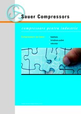 Compresoare pentru industrie J.P. SAUER & SOHN
