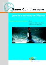 Compresoare pentru marina militara J.P. SAUER & SOHN