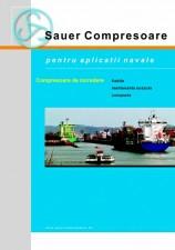 Compresoare pentru aplicatii navale J.P. SAUER & SOHN