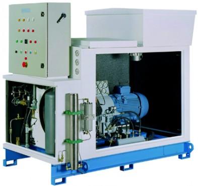 Compresoare cu piston de inalta presiune J.P. SAUER & SOHN - Poza 1