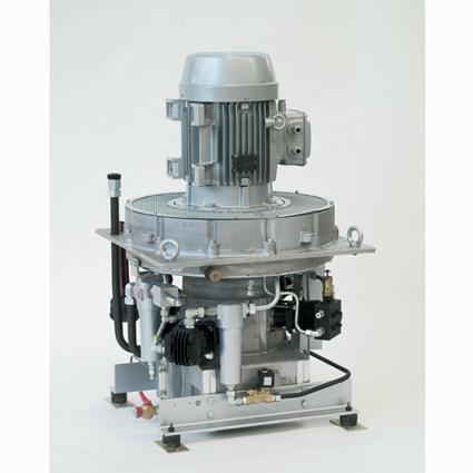 Compresoare cu piston de inalta presiune J.P. SAUER & SOHN - Poza 2
