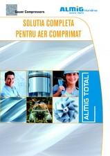Solutia completa pentru aer comprimat ALMIG