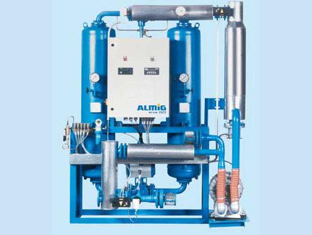 Uscatoare aer comprimat, filtre, separatoare, management condens ALMIG - Poza 5