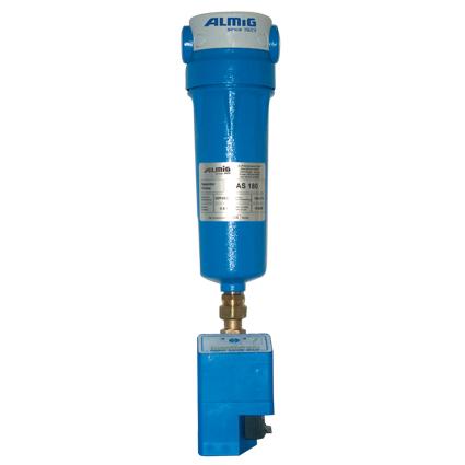 Uscatoare aer comprimat, filtre, separatoare, management condens ALMIG - Poza 7