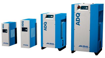Uscatoare aer comprimat, filtre, separatoare, management condens ALMIG - Poza 9