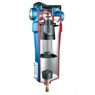 Uscatoare aer comprimat, filtre, separatoare, management condens ALMIG - Poza 10
