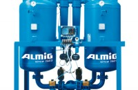 Uscatoare aer comprimat, filtre, separatoare, management condens ALMIG