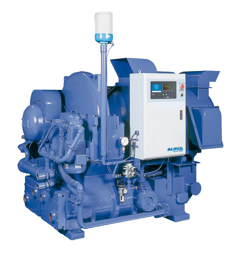 Turbocompresoare ALMIG - Poza 1