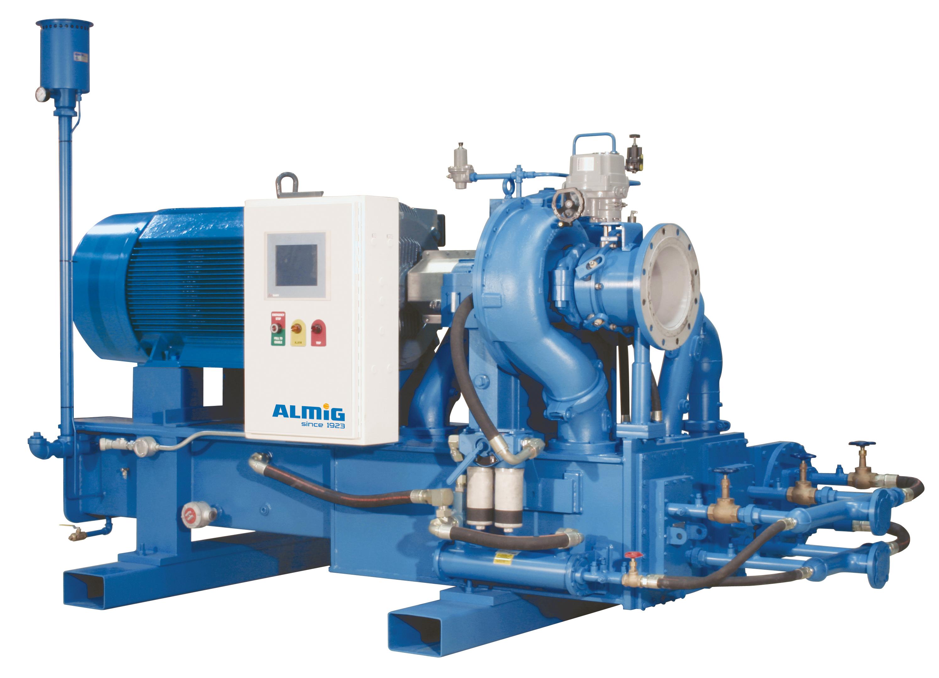 Turbocompresoare ALMIG - Poza 2