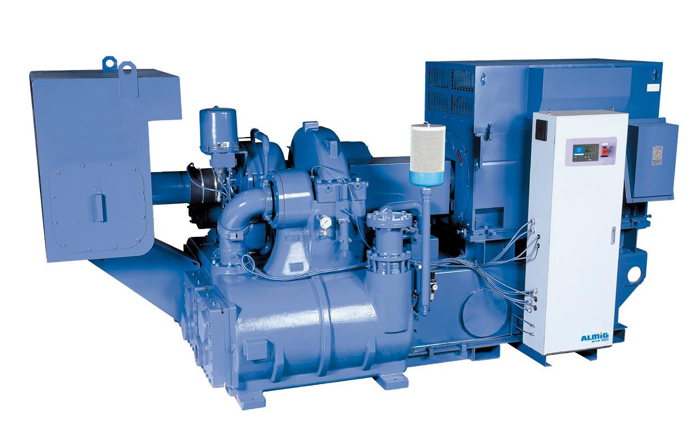 Turbocompresoare ALMIG - Poza 3