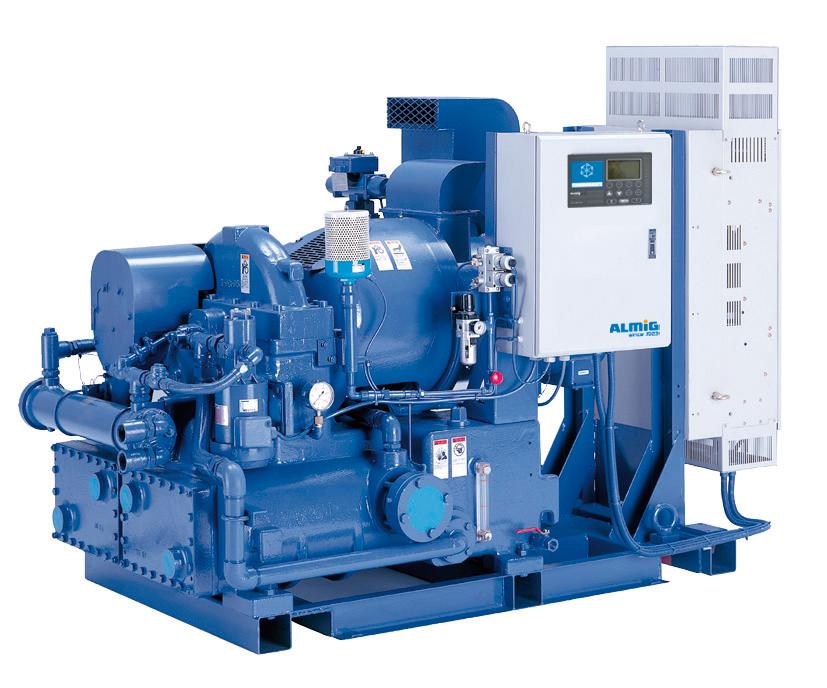Turbocompresoare ALMIG - Poza 5
