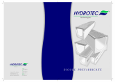 Rigole cu rezistenta mare HYDROTEC