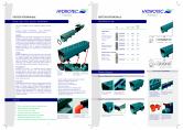 Rigole cu rezistenta mare - Sistem HIDROblock HYDROTEC