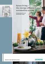 Sisteme de automatizare pentru locuinta SIEMENS
