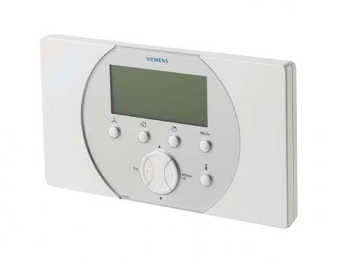 Prezentare produs Sisteme automate pentru controlul temperaturii, ventilatiei si aerului conditionat SIEMENS - Poza 1