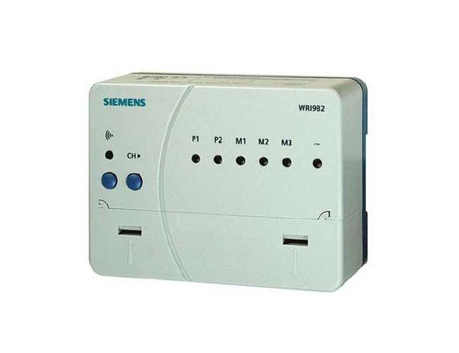Sisteme automate pentru controlul temperaturii, ventilatiei si aerului conditionat SIEMENS - Poza 4