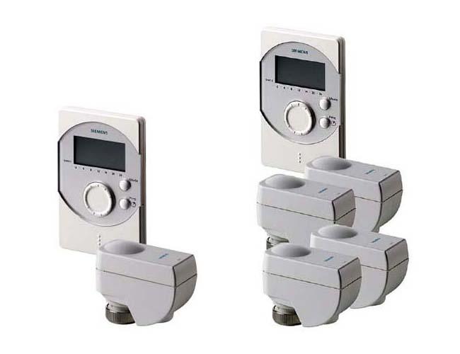 Sisteme automate pentru controlul temperaturii, ventilatiei si aerului conditionat SIEMENS - Poza 5