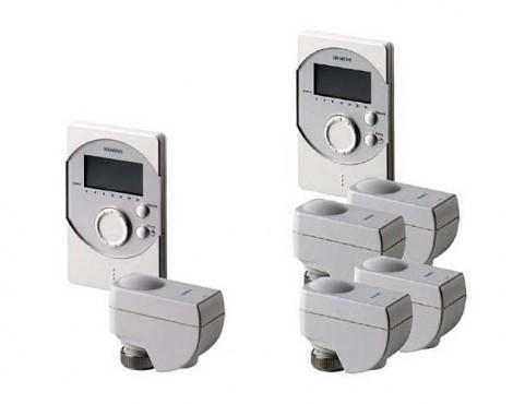 Prezentare produs Sisteme automate pentru controlul temperaturii, ventilatiei si aerului conditionat SIEMENS - Poza 5