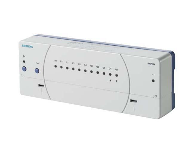 Sisteme automate pentru controlul temperaturii, ventilatiei si aerului conditionat SIEMENS - Poza 6