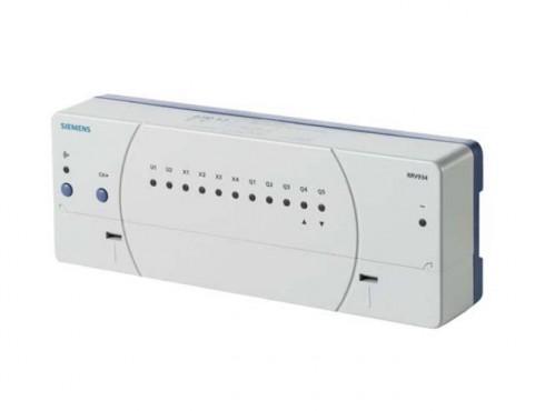 Prezentare produs Sisteme automate pentru controlul temperaturii, ventilatiei si aerului conditionat SIEMENS - Poza 6