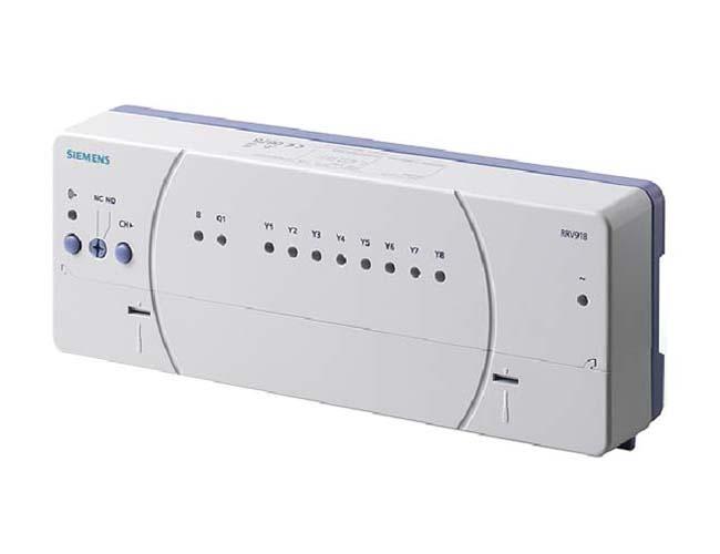 Sisteme automate pentru controlul temperaturii, ventilatiei si aerului conditionat SIEMENS - Poza 8