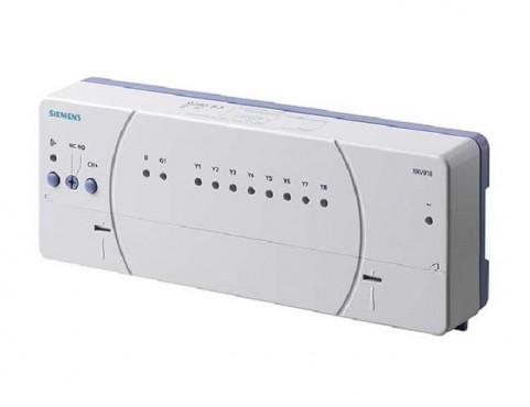 Prezentare produs Sisteme automate pentru controlul temperaturii, ventilatiei si aerului conditionat SIEMENS - Poza 8