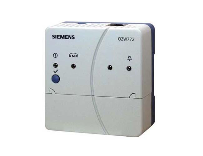 Sisteme automate pentru controlul temperaturii, ventilatiei si aerului conditionat SIEMENS - Poza 12