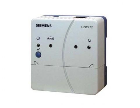 Prezentare produs Sisteme automate pentru controlul temperaturii, ventilatiei si aerului conditionat SIEMENS - Poza 12