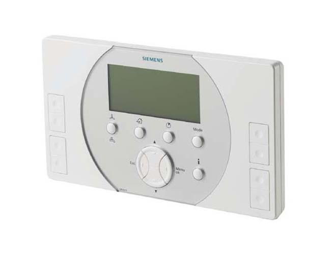 Sisteme automate pentru controlul temperaturii, ventilatiei si aerului conditionat SIEMENS - Poza 15