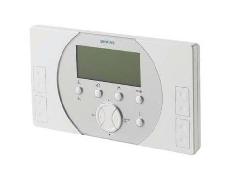 Prezentare produs Sisteme automate pentru controlul temperaturii, ventilatiei si aerului conditionat SIEMENS - Poza 15