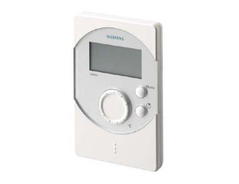 Prezentare produs Sisteme automate pentru controlul temperaturii, ventilatiei si aerului conditionat SIEMENS - Poza 16