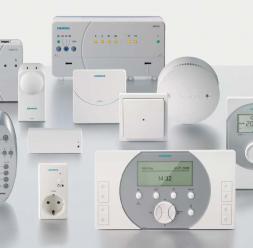 Sisteme de automatizare pentru controlul temperaturii, ventilatiei si aerului conditionat SIEMENS