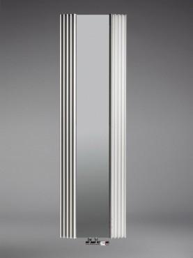 Prezentare produs Calorifere verticale cu elementi triunghiulari din otel si oglinda JAGA - Poza 2