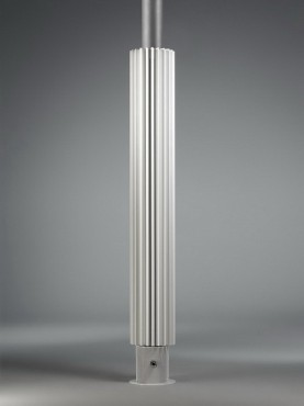 Exemple de utilizare Calorifere verticale tip coloana cu elementi triunghiulari din otel JAGA - Poza 3
