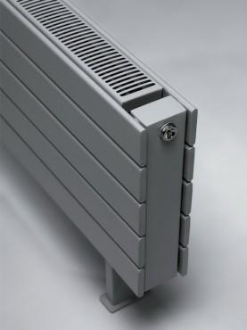 Exemple de utilizare Calorifere orizontale de plinta, cu inaltime mica JAGA - Poza 1