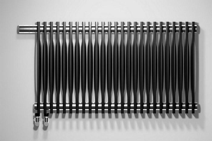 Calorifere cu elementi verticali din otel JAGA - Poza 2