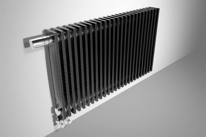Calorifere cu elementi verticali din otel JAGA - Poza 10