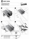 Convectoare de pardoseala - instructiuni conectare cutii