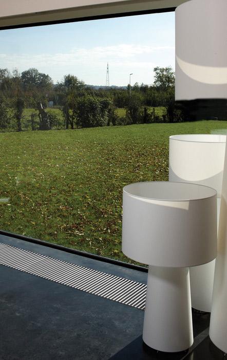 Ventiloconvectoare de pardoseala pentru instalatii cu 4 tevi JAGA - Poza 1