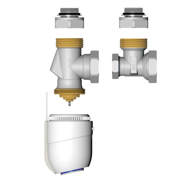 Ventiloconvectoare de pardoseala pentru instalatii cu 4 tevi JAGA - Poza 6