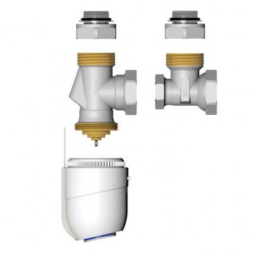 Prezentare produs Ventiloconvectoare de pardoseala pentru instalatii cu 4 tevi JAGA - Poza 6