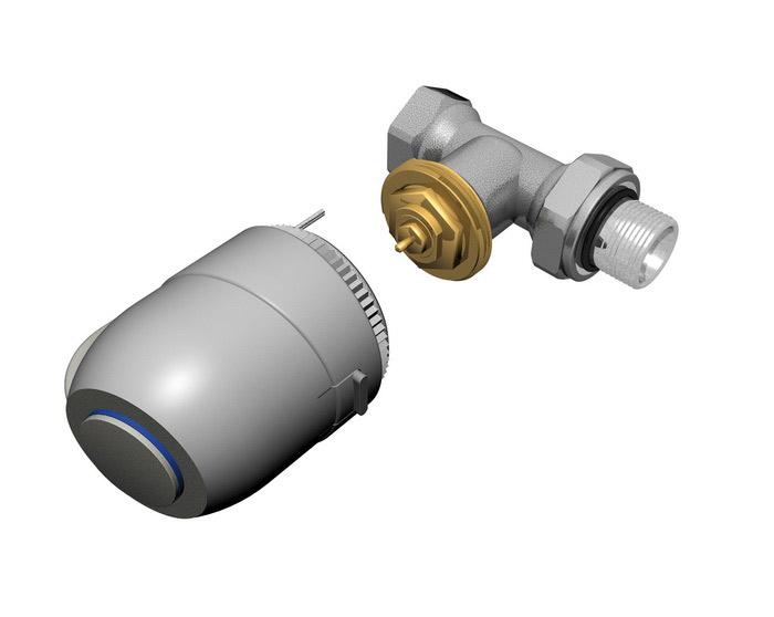 Ventiloconvectoare de pardoseala pentru instalatii cu 4 tevi JAGA - Poza 7